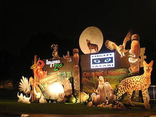 新加坡动物园夜间门票/新加坡动物园日间间门票/新加坡动物园儿童