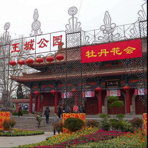 2013洛阳牡丹文化节看牡丹王城公园门票【含动物园灯展】统一入园