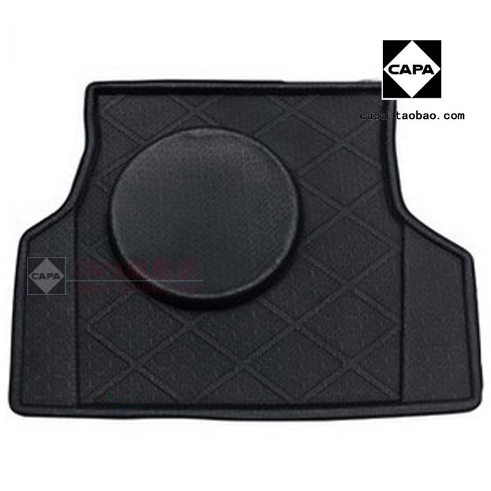新捷达 捷达王 后备箱垫 3d立体汽车后备箱垫 后舱垫